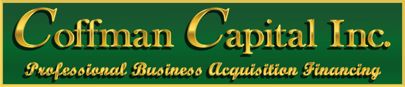 Coffman Capital Professional Business Acquisition Financing